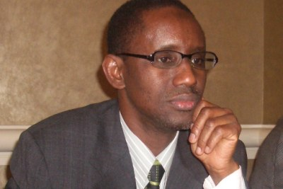 Nuhu Ribadu, Chairman of the Nigerian Economic and Financial Crimes Commission (EFCC).