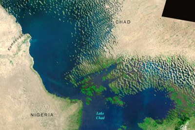 Lake Chad was once the second-largest wetland in Africa, supporting a rich diversity of endemic animals and plant life. .