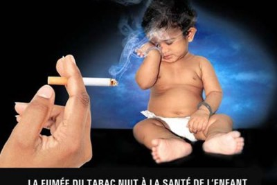 Mauritius leads Africa in carrying graphic notices on cigarette packs, warning for example of the dangers smoking holds for children.