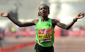 Kenyans Star in London Marathon