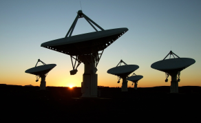 Southern African Telescopes Will Reveal Secrets of the Universe