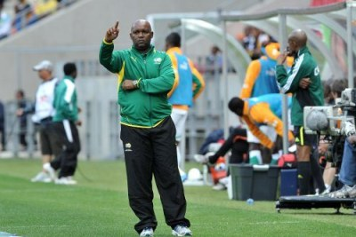 Sundowns coach Pitso Mosimane (file photo).