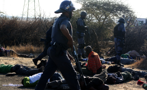 All Talk, Yet No Action Taken on South Africa's Marikana Massacre