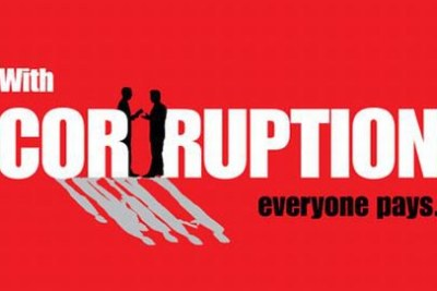 Anti-corruption campaign.