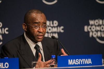 Strive Masiyiwa, founder of Econet Wireless (file photo).