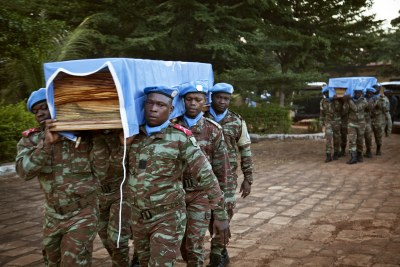 The mission in Mali has been a dangerous one for peacekeepers.