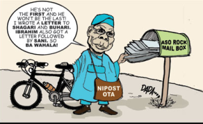 Check Your Mailbox Mr President, Obasanjo May Just Write You!