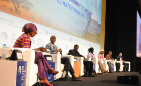 Climate Financing for Africa #ADF9