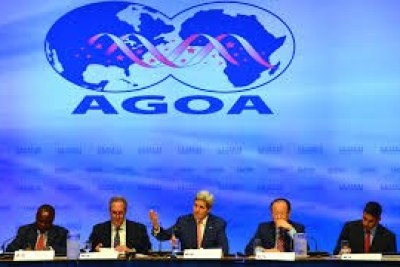 U.S.-Africa Leaders Summit AGOA Ministerial.