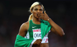 Athletics Nigeria Picks Okagbare to Lead Way to IAAF World Champs