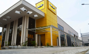 MTN's Nigeria Office Vandalised in Anti-Xenophobia Protest