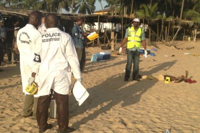 Heavily armed gunmen opened fire at a popular Ivory Coast beach resort in Grand-Bassam.