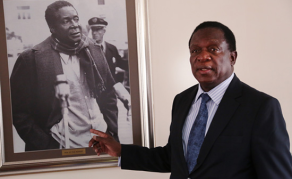 Former VP Mnangagwa Refuses to Meet Mugabe