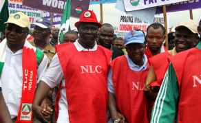 Nigerian Labour Unions Oppose Govt's No Work, No Pay Law