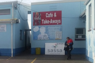 SASSA office in Wynberg, Cape Town (file photo).