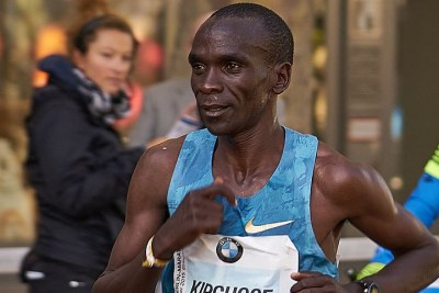 Kipchoge Eliud (file photo)