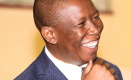 South Africa's Malema on Gender Equality, Economic Transformation
