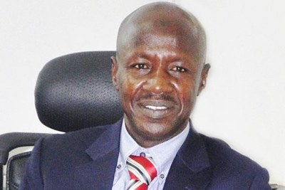 Ibrahim Magu Chairman of the Economic and Financial Crimes Commission