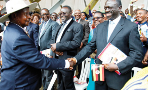 Ugandan Political Heavyweights Agree On New Terms of Dialogue