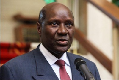 Daniel Kablan Duncan is an experienced technocrat who served five years as prime minister.