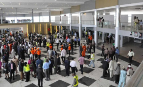 Were You One of Millions Travelling Through Nigeria's Airports?