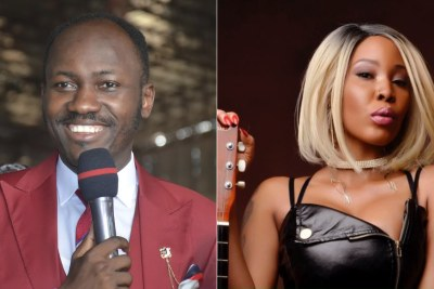 Apostle Suleman VS Stephanie Otobo saga.