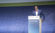 Nigeria Is Proud of You, Buhari Tells AfDB President Adesina