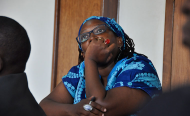 Uganda's Stella Nyanzi Continues to Fight Mental Status Test