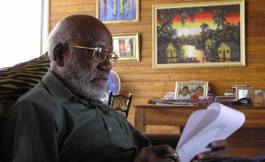 Namibia in Mourning for Independence Leader Herman Ya Toivo