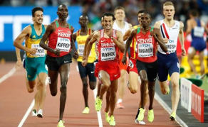 Kenya Comes Second after U.S. at the London World Champs