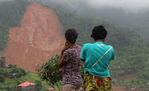 Who's Helping Sierra Leone After Deadly Mudslide?