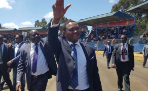 Kenya Swears in its Governors