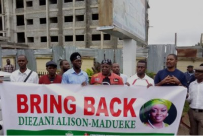 Charly Boy's group demands for repatriation and prosecution of Diezani Alison-Maduekwe.