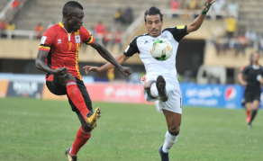 Uganda's Cranes Beat Egypt in World Cup Qualifier