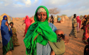 UK Provides Aid to Somalis Displaced by Drought