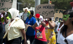 South Africans Consider Regulating Sex Work