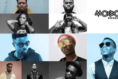 Tekno, Tiwa, Wizkid, Davido Battle For MOBO Award 'Best African Act'