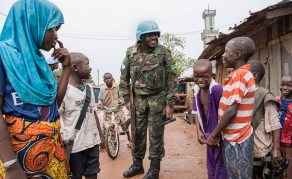 Calls for Renewal of UN Mandate in Central African Republic