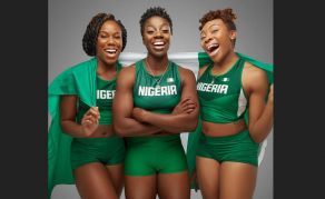 History Made As Nigeria's Bobsled Team Makes Winter Olympics