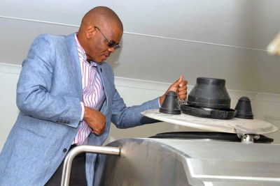 Free State Premier Ace Magashule (file photo).