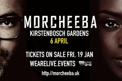 English electronic band Morcheeba