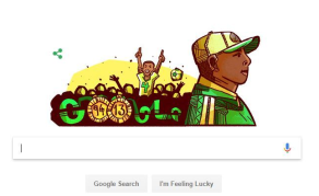 Google Honours Late Nigerian Soccer Legend Keshi with a Doodle