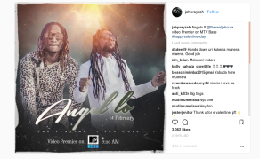 Have You Listened to Zimbabwean Singer Jah Prayzah's New Song?