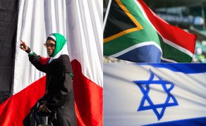 South African Govt Takes Stand Against Israel After Gaza Attack