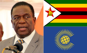 Zimbabwe Applies to Rejoin Commonwealth, Invites Poll Observers