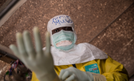 Stepping Up Ebola Response in the Face of Death