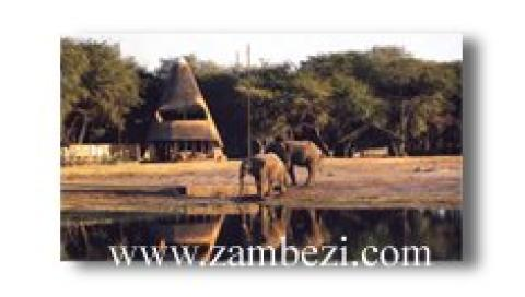 The Hide Safari Camp - Hwange, Zimbabwe