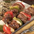 Beef Brochettes