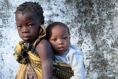 Quelques 390.000 enfants sont infectés par le VIH chaque année.