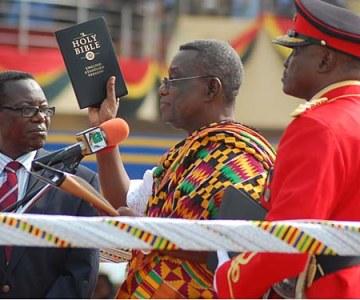 Ghana Presidential Inauguration